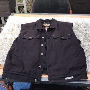 Harley Davison vest Jacket